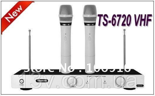 Радіо мікрофони Takstar TS-6720 W