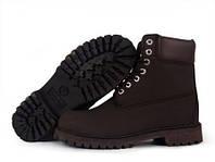 Ботинки мужские Timberland Classic 6 inch Boots Light (тимберленд), мужские ботинки тимберленд коричневые