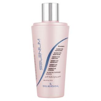 Шампунь против выпадения волос Kleral System Selenium Dermin Plus Shampoo