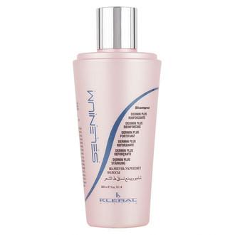 Шампунь против выпадения волос Kleral System Selenium Dermin Plus Shampoo (разлив) 150 гр