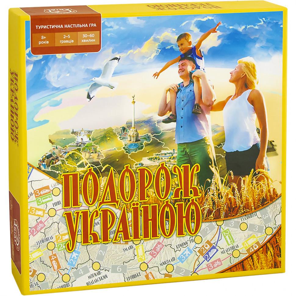 Настольная игра Arial Подорож Україною 910183