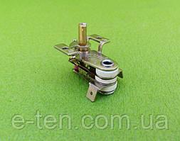 """Терморегулятор HUIDE KST-168 / 16А / 250V / T250  (""""с ушками"""") для обогревателей, электродуховок, электроплит"""