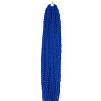 Косички ZIZI синие