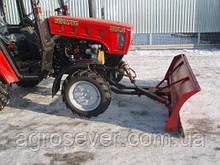 Лопата-Отвал для трактора МТЗ – 320,4 захват 2м