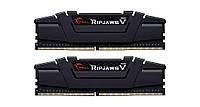 Модуль памяти DDR4 2х8GB/4000 G.Skill Ripjaws V Black (F4-4000C18D-16GVK)