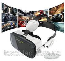 3D окуляри віртуальної реальності VR Z4 з навушниками і пультом