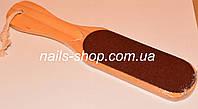 Тёрка YRE деревянная ручка