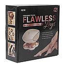 Женский эпилятор бритва Flawless Legs для ног | электробритва (5506), фото 10