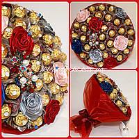 Букет из  конфет Ferrero Rocher Яркий Марсель, фото 1