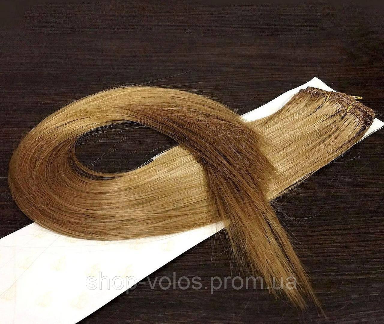 Набор тресс 70см № 15 темно-пшеничный