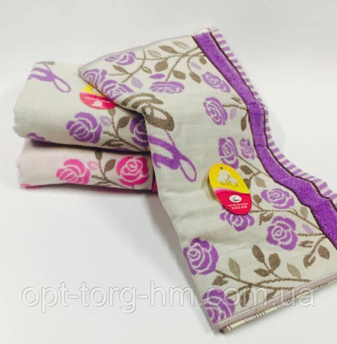 Кухонные полотенца Роза 2
