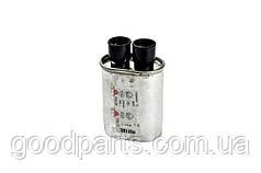 Высоковольтный конденсатор 1.00uF для микроволновки CH85-21100-2100V Zelmer