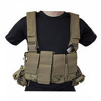 Разгрузочная система Flyye LT1961 Chest Rig Khaki