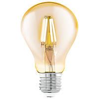 Светодиодная винтажая лампа Эдисона A60 8W FL-411