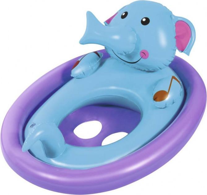Детский надувной матрас  BW Плотик 34058 (Слон)