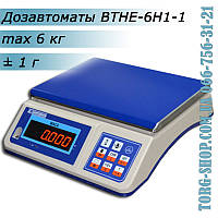 Весы настольные электронные Дозавтоматы ВТНЕ-6Н1-1, фото 1
