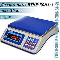 Весы настольные электронные Дозавтоматы ВТНЕ-30H1-1, фото 1