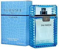 🎁Туалетная вода - Versace Man Eau Fraiche - 100 ml реплика | духи, парфюм, парфюмерия интернет магазин, мужской парфюм, мужские духи, духи отзывы,