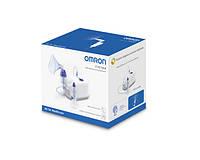 Ингалятор (небулайзер) Omron C-102 Total (NE-C102) компрессорный гарантия 3 года
