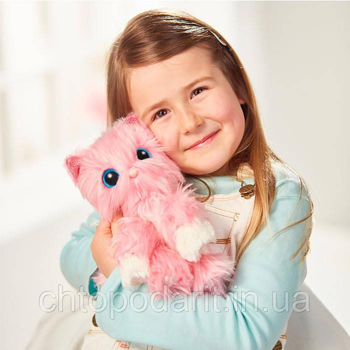 Игрушка сюрприз Scruff A Luvs пушистик потеряшка розовая