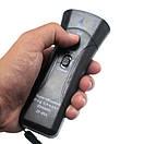 Ультразвуковой Мощный отпугиватель собак (2 головки) со светодиодом и лазером, фото 6