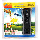 Ультразвуковой Мощный отпугиватель собак (2 головки) со светодиодом и лазером, фото 7
