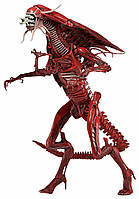 Фигурка Neca Красная Королева чужих, Чужие: Геноцид 38 см - Alien, Red Queen Mother, Aliens: Genocide