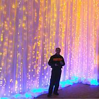 Аренда новогодних светодиодных гирлянд, фото 1