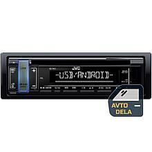 CD магнитола JVC KD-T401