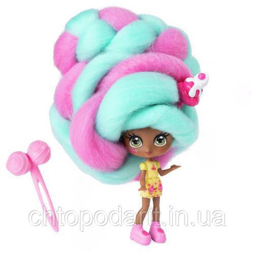 """Кукла """"Кендилукс сладкая вата"""" Candylocks с цветными волосами Код 12-1961"""