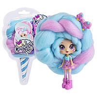 """Кукла """"Кендилукс сладкая вата"""" Candylocks с цветными волосами Код 12-1962"""