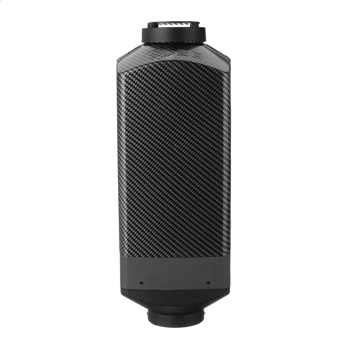 8KW 12V LCD Четырехкнопочный Дистанционное Управление + Глушитель Двойной Трубка + Трехходовой Авто Нагреватель - 1TopShop