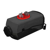 8KW 12V LCD Четырехкнопочный Дистанционное Управление + Глушитель Двойной Трубка + Трехходовой Авто Нагреватель - 1TopShop, фото 3