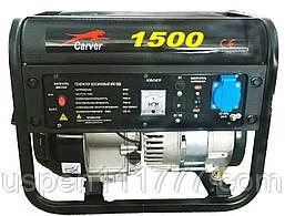 Бензиновый генератор Carver WK1500