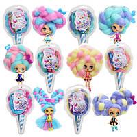 """Кукла """"Кендилукс сладкая вата"""" Candylocks с цветными волосами Код 12-2004"""