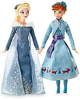 Кукла Disney, Анна и Эльза, приключение Олафа 30 см - Disney Frozen, Disney Anna and Elza Olaf's Adventure