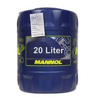 Моторное синтетическое масло Mannol Energy Ultra JP 5w20 20л.