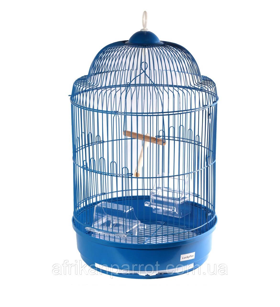 Клетка для птиц и попугаев (Аладин)33*56.5 см