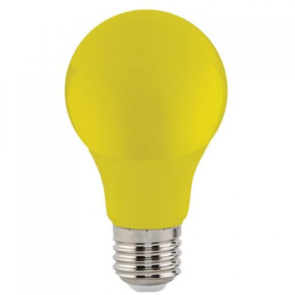 "Лампа Светодиодная ""SPECTRA""3W E27 A60 (желтая)"