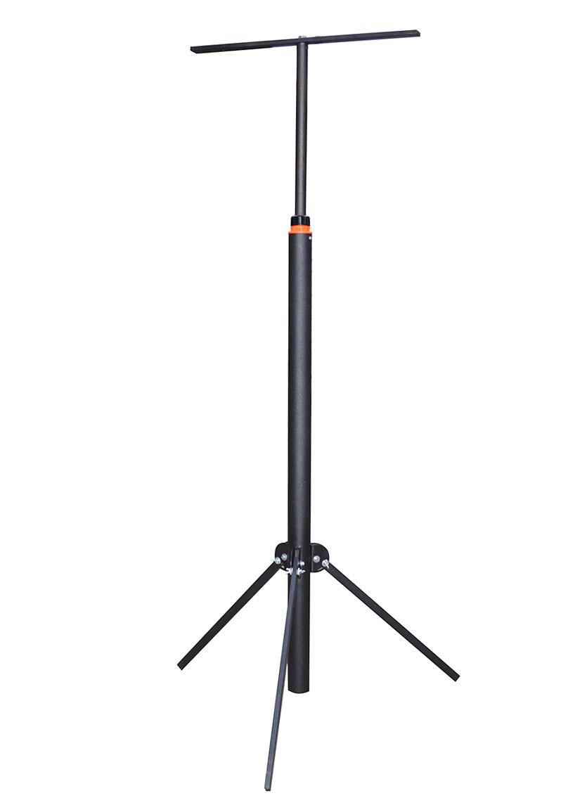 Стойка для прожекторов черная MSK Electric 1800мм СПТ - 01(1800)