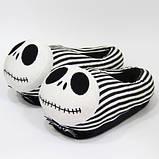 Мягкие тапочки кигуруми Скелет  Код 10-2728, фото 2