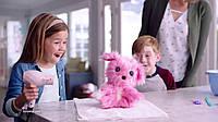 Игрушка сюрприз Scruff A Luvs пушистик потеряшка розовая Код 11-1827