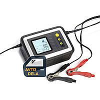 Интеллектуальное зарядное устройство для автомобильного аккумулятора Ring RESC608