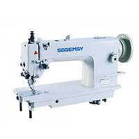 Gemsy GEM 0718 швейная машина двойного продвижения с шагающей лапкой