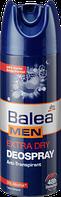 Balea MEN extra dry Deospray - Мужской дезодорант экстра 200 мл