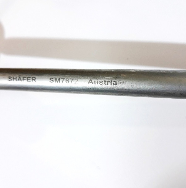 Усиленная Стойка стабилизатора Mercedes Sprinter 906 Мерседес Спринтер 906 (2006-) 9063201789. Перед. SHAFER