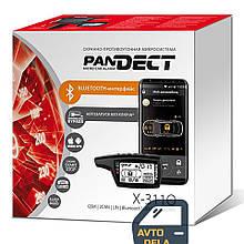 Сигнализация на авто Pandect X-3110UA