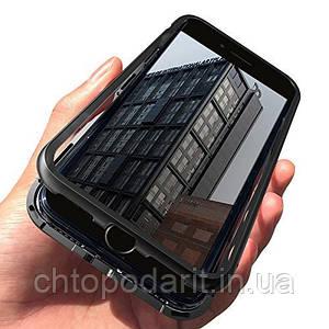 Магнитный чехол на Iphone iphone X/10, Xs, Xs Max + стекло 5D в подарок  Код 10-1943
