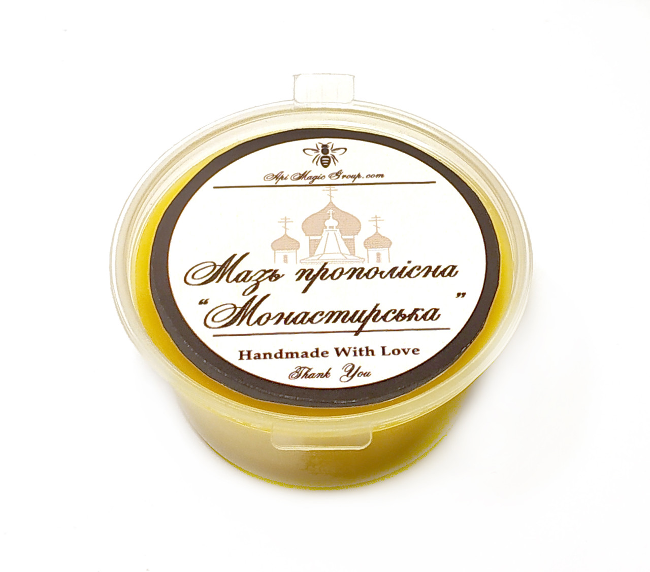 """Мазь прополисная """"Монастырская"""""""