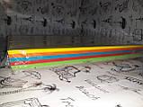 Бумага цветная MIX INTENSIVE А4 250(5х50) листов 80 г/м2, фото 2